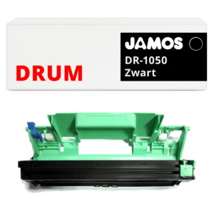 JAMOS Drum Alternatief voor de Brother DR-1050 Zwart