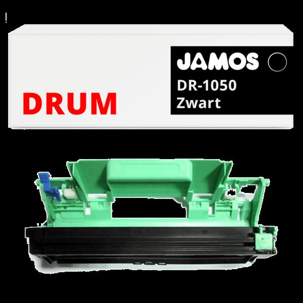 JAMOS Drum Alternatief voor de Brother DR-1050 Zwart