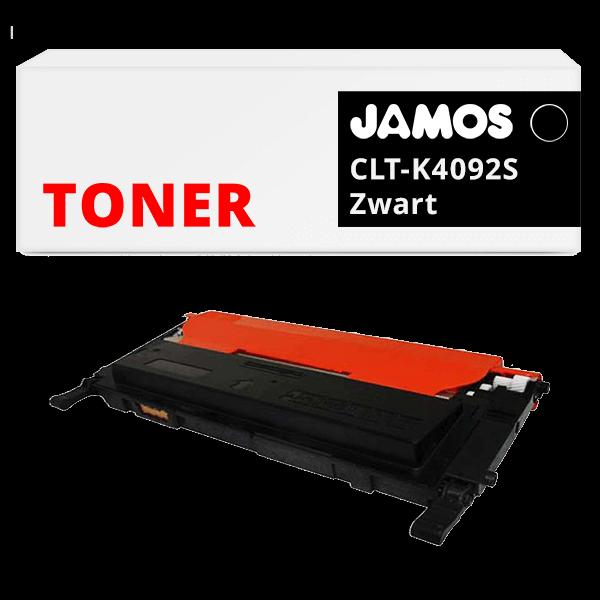 Jamos-Tonercartridge-Alternatief-voor-de-Samsung-CLT-K4092S-Zwart