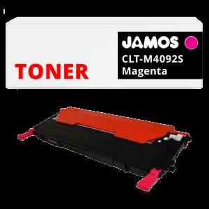 Jamos-Tonercartridge-Alternatief-voor-de-Samsung-CLT-M4092S-Magenta