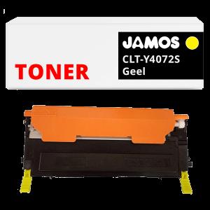 Jamos-Tonercartridge-Alternatief-voor-de-Samsung-CLT-Y4072S-Geel