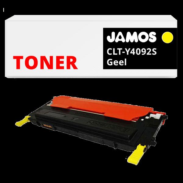 Jamos-Tonercartridge-Alternatief-voor-de-Samsung-CLT-Y4092S-Geel
