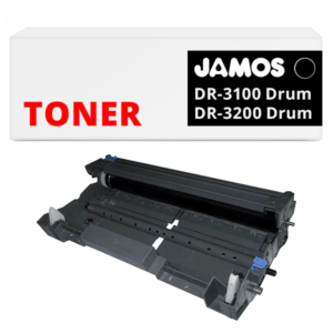JAMOS Drum Alternatief voor de Brother DR-3100 & DR-3200 Zwart