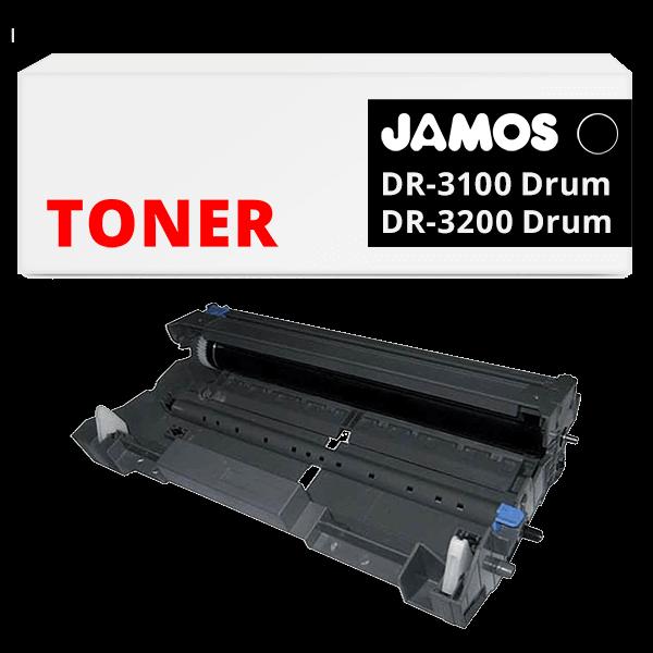 JAMOS Drum Alternatief voor de Brother DR-3100 & DR-3200 Zwart