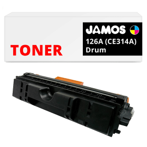 JAMOS Tonercartridge Alternatief voor de HP 126A Drum CE314A