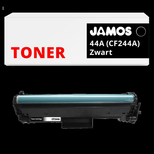 JAMOS Tonercartridge Alternatief voor de HP 44A Zwart CF244A