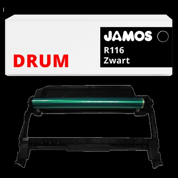 JAMOS Drum Alternatief voor de Samsung MLT-R116 Zwart