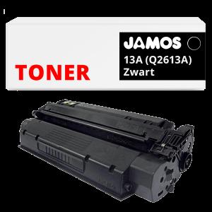 JAMOS Tonercartridge Alternatief voor de HP 13A Zwart Q2613A