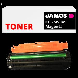 JAMOS-Tonercartridge-Alternatief-voor-de-Samsung-CLT-M504S-Magenta