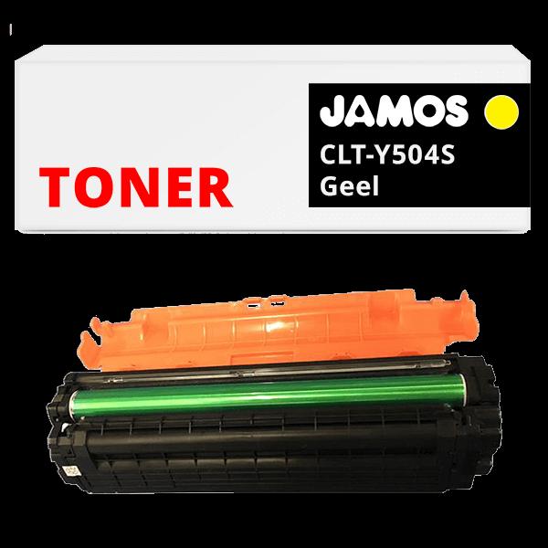 JAMOS-Tonercartridge-Alternatief-voor-de-Samsung-CLT-Y504S-Geel