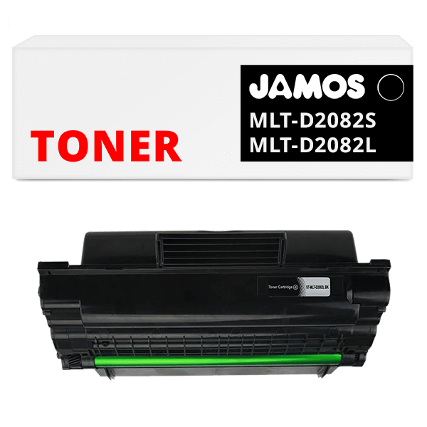 JAMOS Tonercartridge Alternatief voor de Samsung MLT-D2082L Zwart