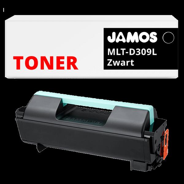 JAMOS Tonercartridge Alternatief voor de Samsung MLT-D309L Zwart