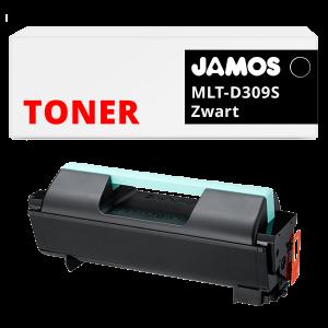JAMOS Tonercartridge Alternatief voor de Samsung MLT-D309S Zwart